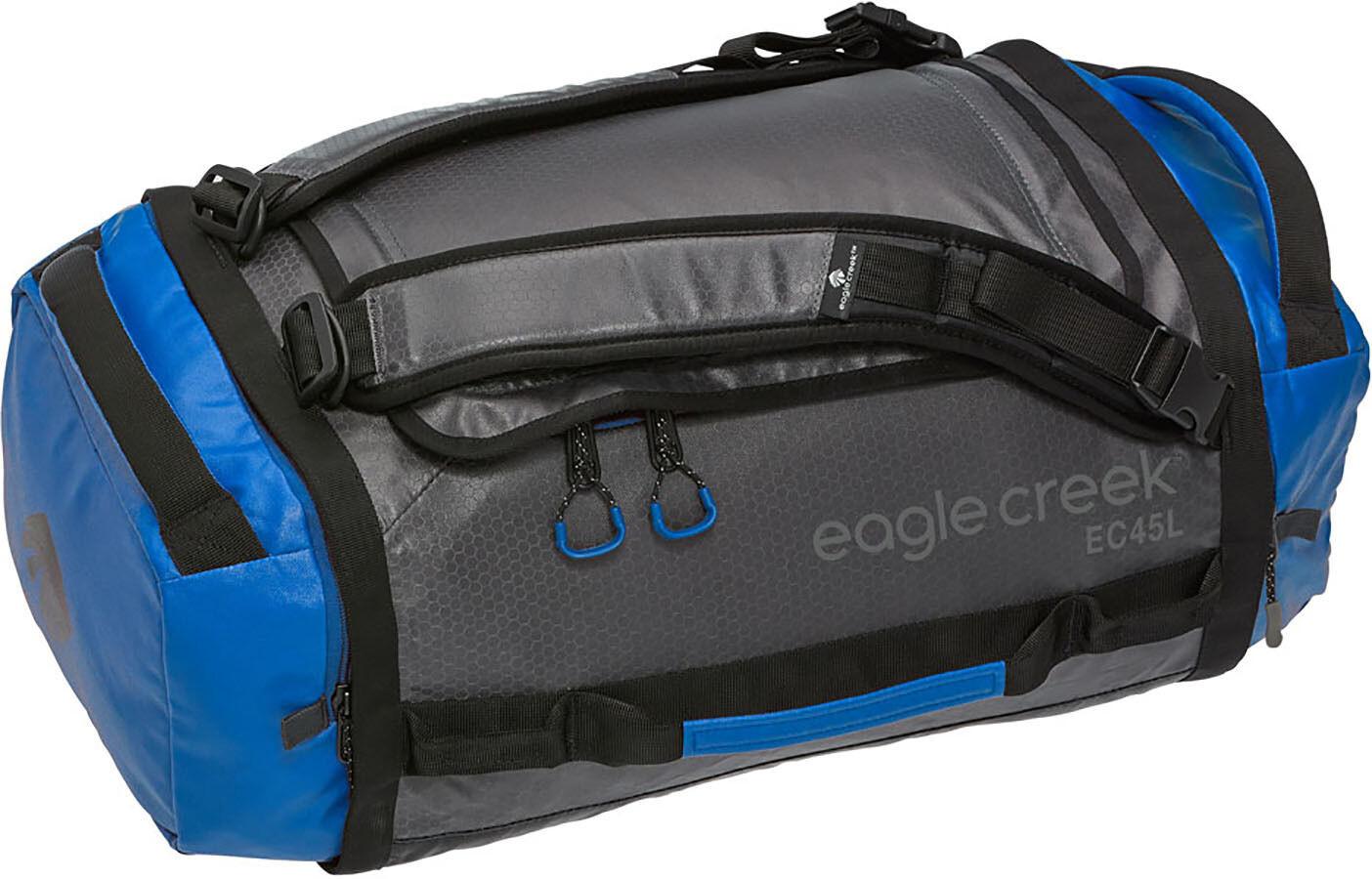 Kletterausrüstung Handgepäck : Eagle creek cargo hauler duffel 45l blue asphalt campz.de